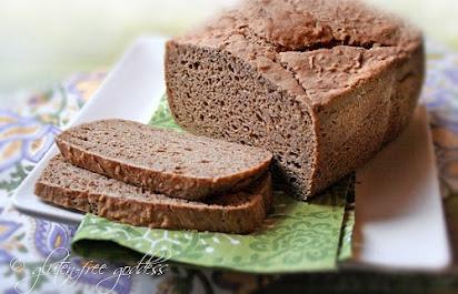 Rye Bread For Gluten Free