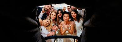 Bryllupsfotograf Geo Dolofan (vision). Foto fra 19.02.2019