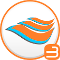 Fluid Flow icon