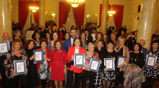 Entregados los 'Premios Día de la Mujer' del Ayuntamiento de Almería