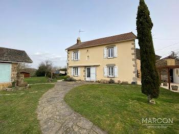 propriété à Saint-Pierre-de-Fursac (23)