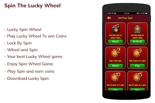 Lucky Spin - Vegas Lucky Wheel screenshots 7
