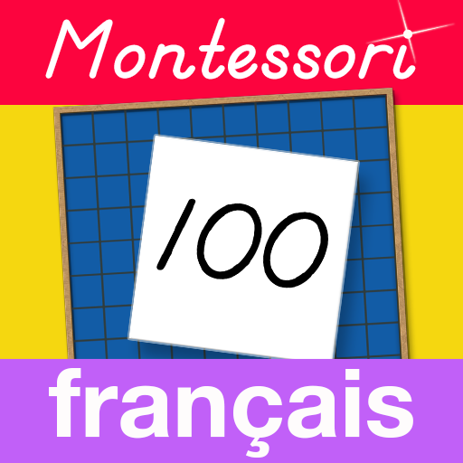 Montessori - La Table des 100