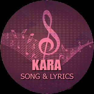 KARA Songs and Lyrics ( Mp3 ) - náhled