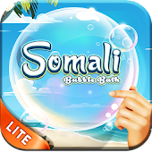 Learn Somali Bubble Bath Game