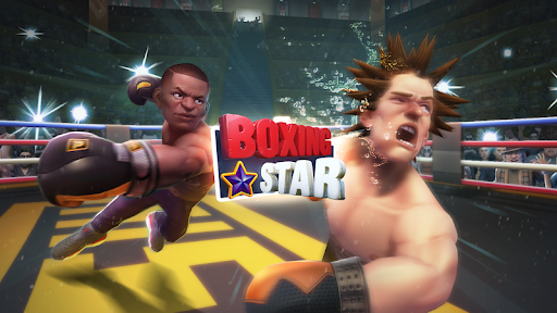 boxing star unlimited gold apk