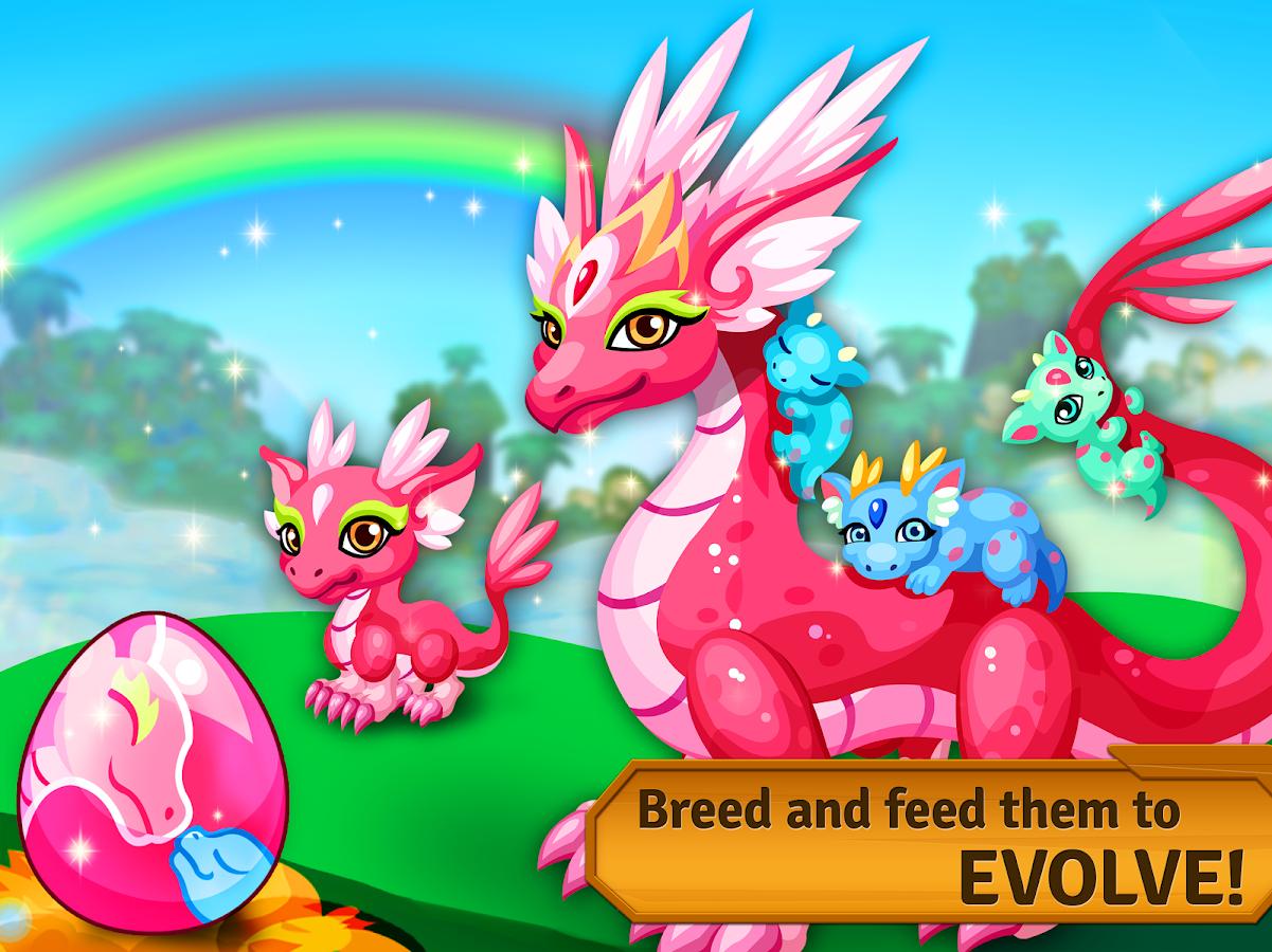 dragon story dragon tales