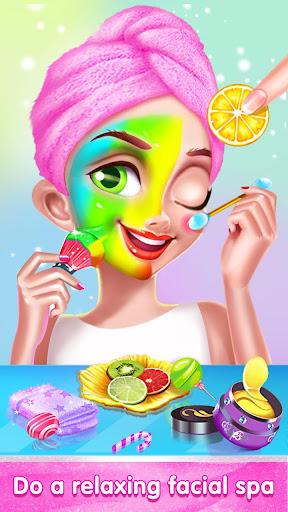 🍬👧Candy Girl Makeup - Dress up Game 2.1.5017 screenshots 1