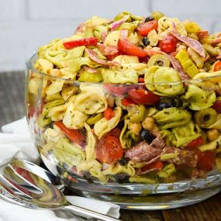 Cheese Tortellini Salad Recipes.