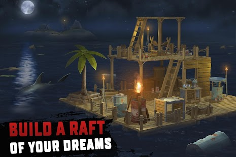 RAFT: Original Survival Game Screenshot