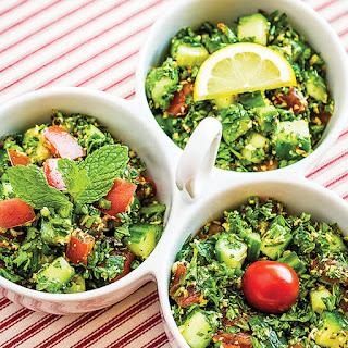 Gluten-Free Paleo Tabbouleh