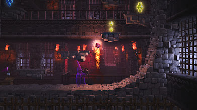 Photo: Ghosts seem invulnerable and follow Giana wherever she goes. Is there a trick to get rid of them?