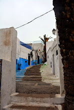 Photo: The lodgings of the Kasbah