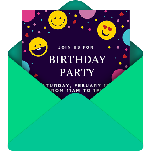 Invitation Card Maker Free By Greetings Island Apps On