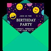 Invitation maker & Card design by Greetings Island