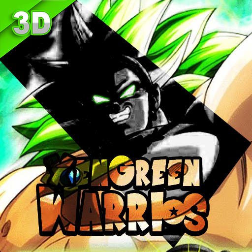 Ultimate Xen: Green Warriors