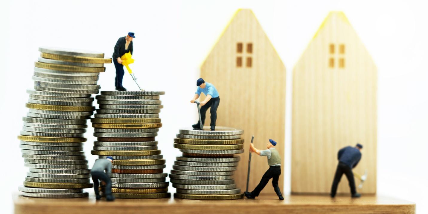 Chi phí nhân công hoàn thiện sẽ khác nhau đối với từng hạng mục xây dựng