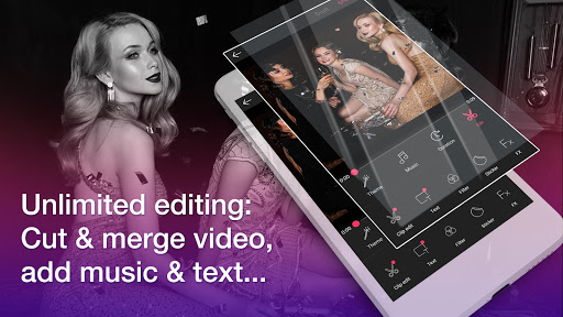 Video Editor With Music App, Video Maker Of Photo 2.5.0 screenshots 7