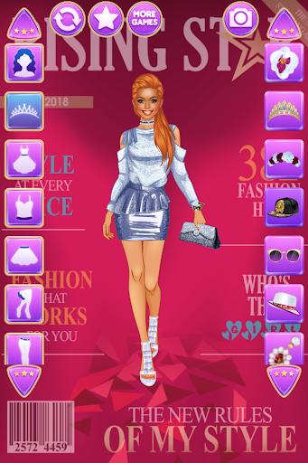 Fashion Model 2020 - Rising Star Girl 1.1 screenshots 2