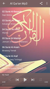 Download Al Quran MP3 (30 JUZ) Offline & Ngaji Al Quran For PC Windows and Mac apk screenshot 4