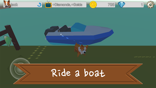 Lovely Beagle Dog Game android2mod screenshots 6
