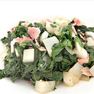 Turnip Greens - Southern Style.
