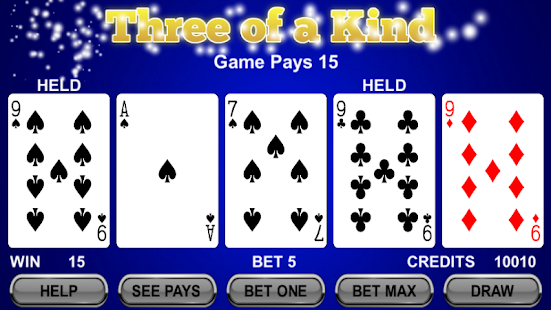Draw Poker- screenshot thumbnail