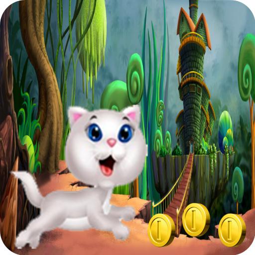 Kitty Jumpup Kitten Jump Game