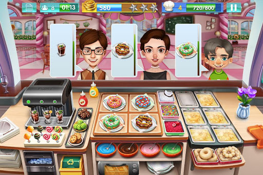 Crazy Cooking - Star Chef 1.7.2 Screenshots 4