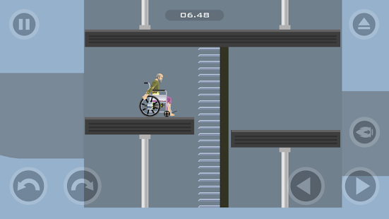 Happy Wheels Screenshot