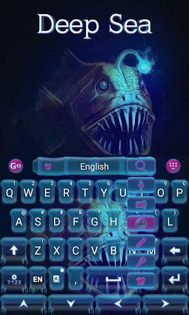 Deep Sea Emoji Keyboard Theme 1.85.5.1 screenshot 189045