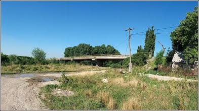 Photo: Str. Funicularului, intersectie cu Str Panait Cernea si cu Str. Cheii - in vedere pod si Str. Alba Iulia peste raul Aries si Str. Funicularului - 2017.07.18
