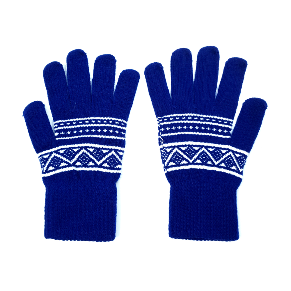 Royal Blue Gloves (Wholesale) - Pack of 50