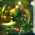 Koi Fish HD LiveWallpaper icon