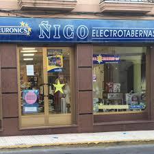 Ñico Electrotabernas tienda especializada en muebles y electrodomésticos.