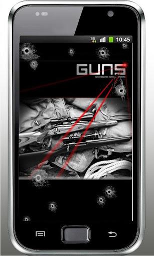 Weapon Gun 2015 live wallpaper