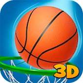 Basketball Toss 3D