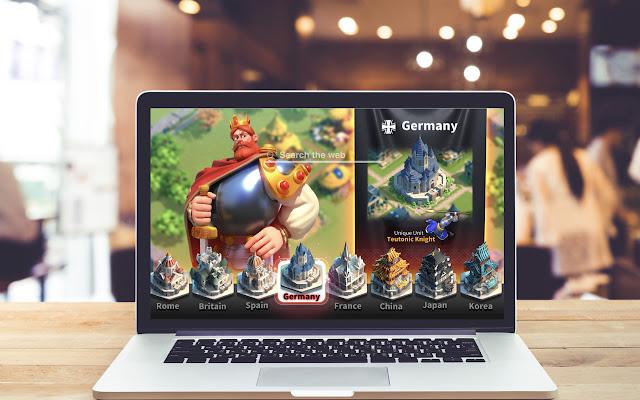 Rise Of Civilizations HD Wallpaper Game Theme