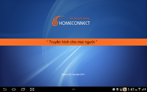 Home Connect TV - Box