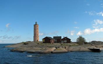 Photo: Söderskärin majakka ja asuinrakennukset