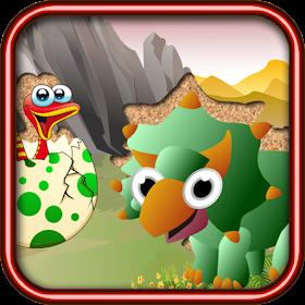 QCat Toddler Dino Puzzle