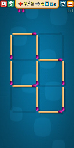 Matches Puzzle Game screenshot 1