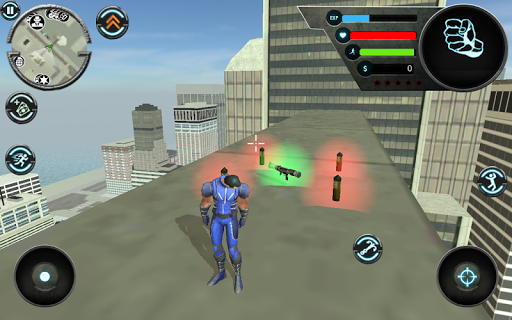 Rope Hero Revolution 1.0 screenshots 4