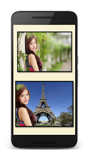 Cut Paste Photo Editor screenshot