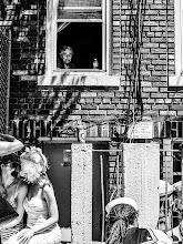 Photo: the voyeur Coney Island Mermaid Parade 2012 www.leannestaples.com #newyorkcityphotography  #blackandwhitephotography  #streetphotography  #shootthestreet  #mermaidparade2012