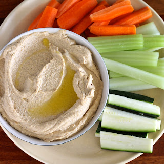 Game Changing Hummus.