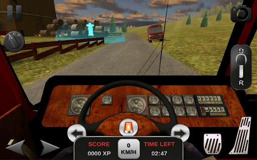 Firefighter Simulator 3D screenshot 7