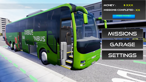 City Bus Driving Simulator 18 3 screenshots 2