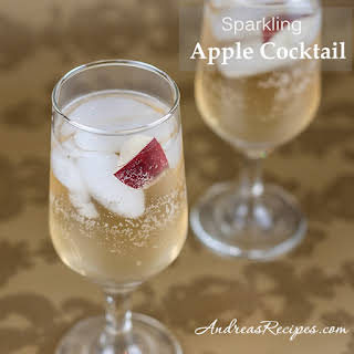 Sparkling Apple Juice Cocktail Recipes.