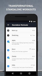Runtastic Results Home Workouts & Personal Trainer- screenshot thumbnail